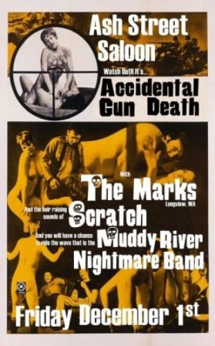 Accidental Gun Death, The Marks (Longview, WA), Scratch