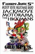 Jackmove, Motorama (Vancouver, BC), The Hickmans