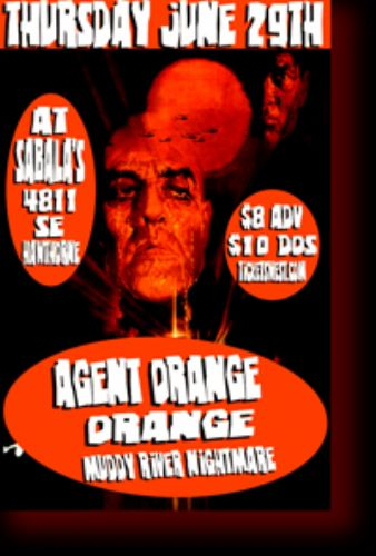 Agent Orange (Surf/Punk Legends), Orange (Hellcat Records)
