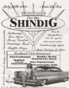 The Big Shindig w/The Verbtones, The Pipsqueekz, Big Red & The Juicy Fruits, Coutryside Ride